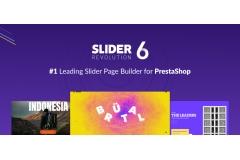 Slider Revolution 6 for PrestaShop is available now